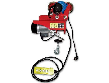 Таль электрическая канатная передвижная HDGD-500C г/п 0,25 т, в/п 12 м