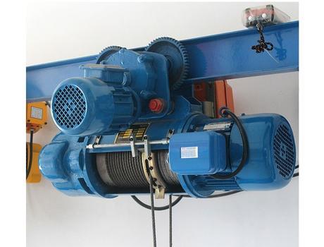 Таль электрическая канатная передвижная CD г/п 5 т, в/п 12 м