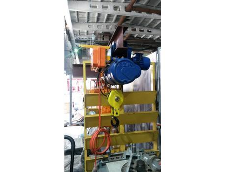 Таль электрическая канатная передвижная CD г/п 1 т, в/п 6 м