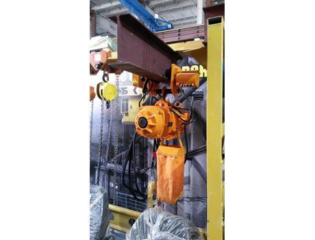 Таль электрическая цепная передвижная HHBB г/п 0,5 т, в/п 6 м