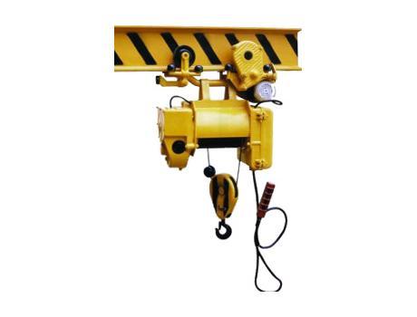 Таль электрическая канатная передвижная ТЭ-200