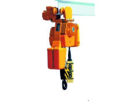 """Тали электрические, перемещаемые при помощи свободной тележки тип """"BE"""""""