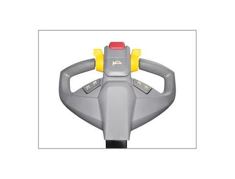 Cамоходный электроштабелер CDD10R-E г/п 1000 кг