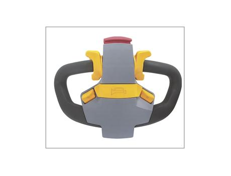 Самоходный электроштабелер CDDR10-III, г/п 1000 кг, в/п 3300 мм