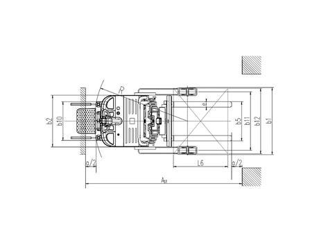 CQDH20A-II с платформой оператора и одиночными ножницами, г/п 2000 кг, в/п 5.5 м