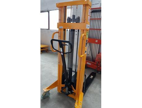Ручной штабелер SDJ1000, г/п 1000 кг, в/п 2500 мм