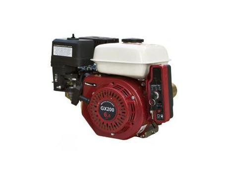Двигатель бензиновый GX 200 RE
