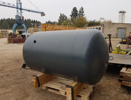 Ресивер (воздухосборник) 2000 литров