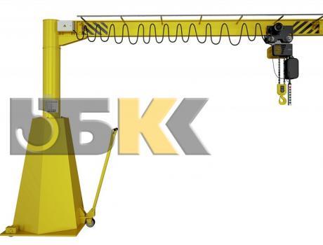 Кран консольный передвижной ККРП