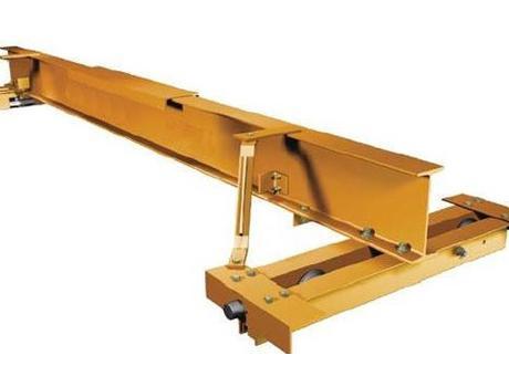 Кран-балка ручная опорная г/п 1 - 2 - 3,2 тонны