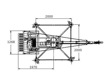 "КСП-1000 ""Мастер-3"" габаритные размеры"
