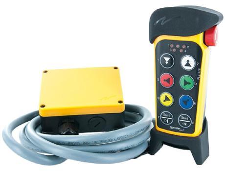 Пульт радиоуправления для кранов PN-T19-2