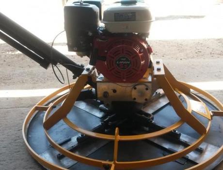 Затирочная машина ROS-100
