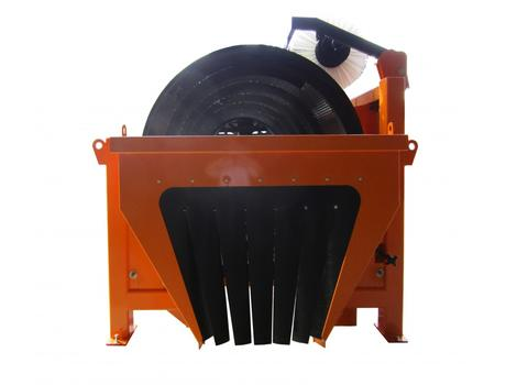 Стационарный грохот (сепаратор барабанный) SM 518 F
