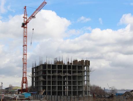 башенный кран 10 тон