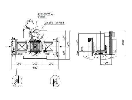 Паллетообмотчик автоматический Discovery AUTO