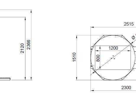 Паллетообмотчик вертикальный Simply
