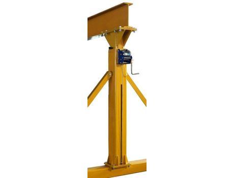 Лебедка ДИНА для УПМ-3,2 с регулируемой высотой подъема