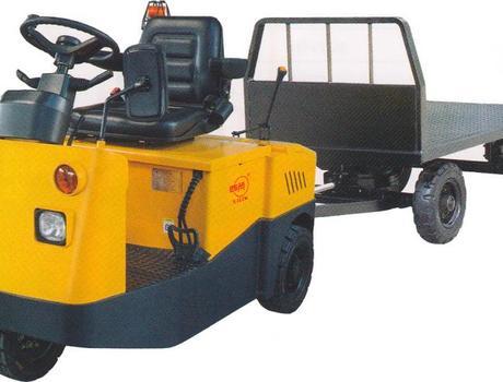 Буксировочный тягач с электроприводом моделей QDD20, QDD30, QDD50, QDD60, QDD100