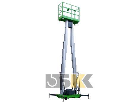 Телескопический подъемник ME600-2 в/п 6м, г/п 200 кг