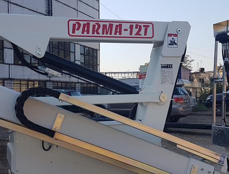 Коленчатый подъемник Parma 12/12T