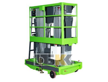 Телескопический подъемник ME1000-2 в/п 10м, г/п 200 кг