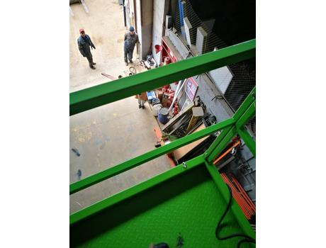 Ножничный подъемник SJY 0,5-9 AC/DC
