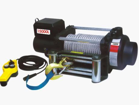 Лебедка электрическая KDJ 15000L