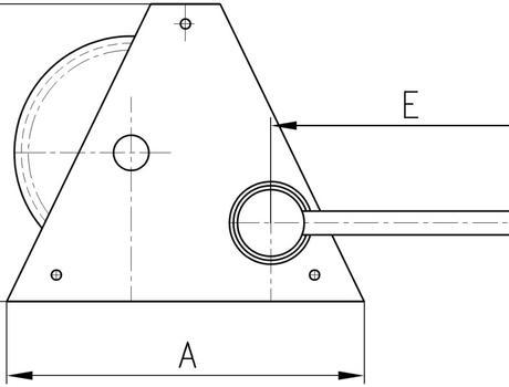 Лебедка ручная (тяжелый режим) HWG1000