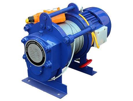 Лебедка электрическая KCD 500-1000
