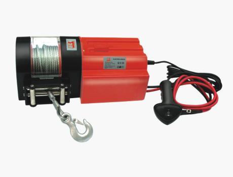 Лебедка электрическая KDJ-3500K