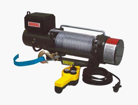 Лебедки электрические KDJ-5000-10000L