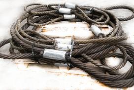 Изготовлены и поставлены 20-тонные стропы